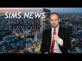 Sims News 17 Février 2017