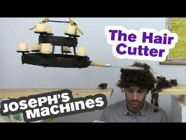 Terrifying Automatic Hair Cutter | Life Device #6