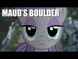 Maud Pie's Boulder (MLP in real life)