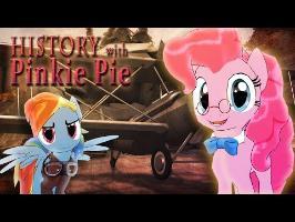 History with Pinkie Pie: Ep. 1- Amelia Marehart