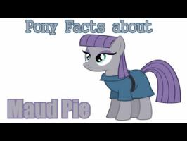 Pony Facts about Maud Pie