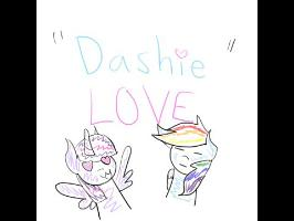 Dashie Love (Pointless Filler #11)