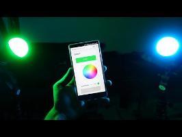 Domotique Ép8 | Contrôle de lumières RGB WiFi avec Node-RED