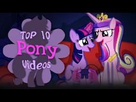 The Top 10 Pony Videos of July 2018