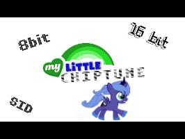 Princess Luna's whine - Chiptune 8-bit Remix