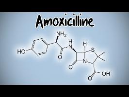 Une Histoire de Molécules - L'Amoxicilline