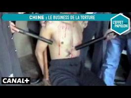 Chine : Le business de la torture - L'Effet Papillon