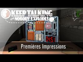 [FR] Impressions - Keep Talking and Nobody Explodes w/ Tartine