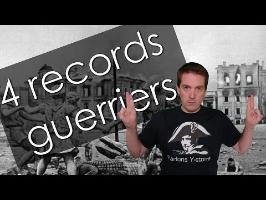Les 4 records guerriers - Parlons Y-stoire #12