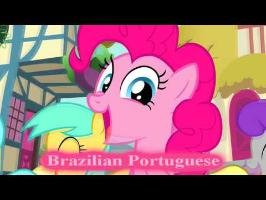 MLP FiM - Come on Everypony Smile, Smile, Smile - Multi Language