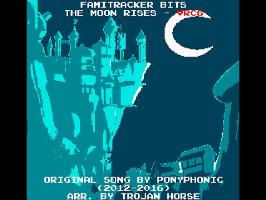 Famitracker Bits - The Moon Rises (VRC6)
