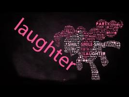 LAUGHTER - Kinetic Typography animation