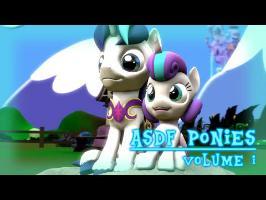 [SFM Ponies] ASDF Ponies - Volume I