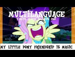 [Multilanguage] My Little Pony | You're Going To Love Me (31 Versions) [HD]