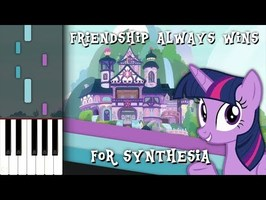 MLP - Friendship Always Wins