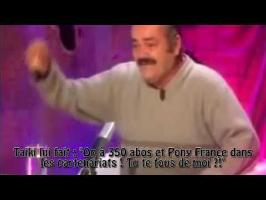 L'affaire B.E.S./Dormin selon Risitas.