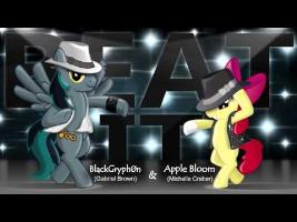 Beat It - Apple Bloom & BlackGryph0n