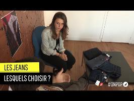 Les jeans, comment choisir ?