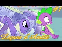 Leçons d'Amitié: Croire en soi (Equestria Games)