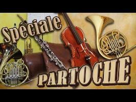 Partoche spéciale - Les variations thématiques