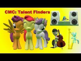CMC: Talent Finders #5: Octavia, Lyra, Vinyl Scratch
