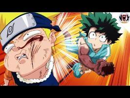 My Hero Academia MEILLEUR que Naruto ? - Ermite Moderne