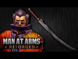 Auron's Katana (Final Fantasy X) - MAN AT ARMS: REFORGED