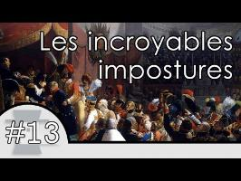 Les 3 incroyables impostures - Nota Bene #13