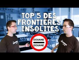 TOP 5 des frontières insolites