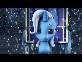 How Trixie feel about cold weather