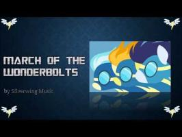 Silverwing - March of the Wonderbolts
