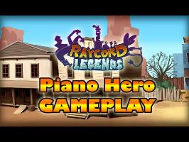 Raycord Legends - Piano Hero