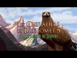 Session découverte - Les chevaliers de baphomet 5