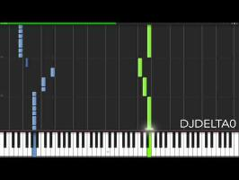 Five Nights at Freddy's - Piano Transcription by DJDelta0