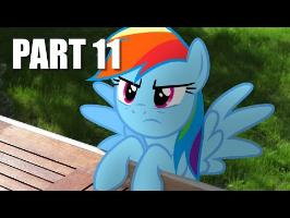 Rainbow Dash's Precious Book - Part 11 (MLP in real life)