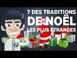 7 des traditions de Noël les plus étranges