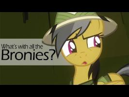 A Non-Brony's Guide to Bronies (BronyCon, Cosplay, Music)