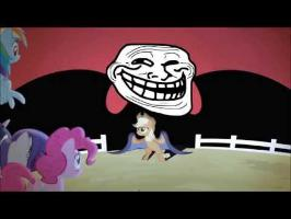 Stop the Trolls! - A MLP:FiM Parody of the song Bats!