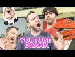 Raptor Dissident - Vulgarité - SJW - Censure - Clash - Mathieu Sommet - Youtube Drama