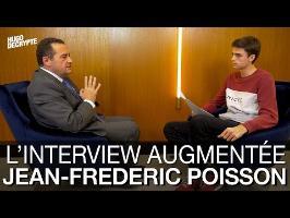 Présidentielle 2017 : l'interview augmentée de Jean-Frédéric Poisson