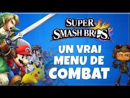 Game Anatomy - Comment Smash Bros introduit ses combats ?