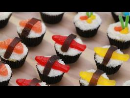 CANDY SUSHI - NERDY NUMMIES
