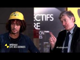 Spéciale Cité des Sciences: La gravité - On n'est pas que des cobayes!