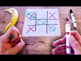 Playing Tic Tac Toe