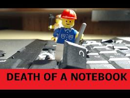 DEATH OF A NOTEBOOK