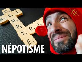Népotisme - Mot Compte Triple