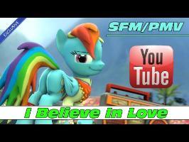 [SFM] My Indian pony I Believe In Love [PMV]