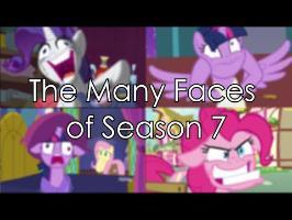 The Many Faces of Season 7