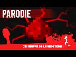 MineCraft - Dynamyk | J'ai Sniffé De La RedStone !