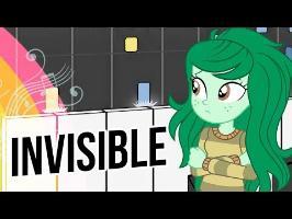 Invisible – Equestria Girls: Forgotten Friendship